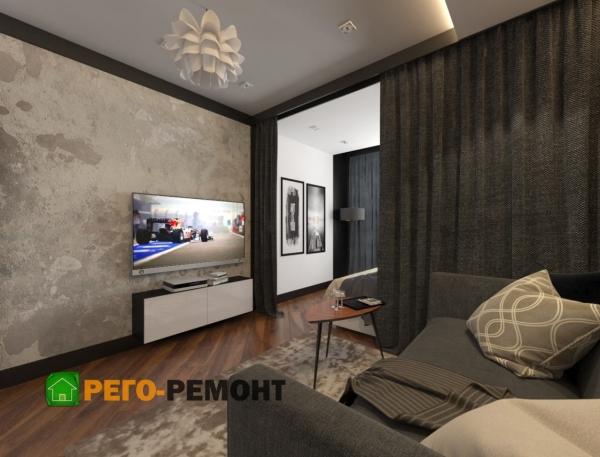 Как отремонтировать хрущевку и превратить ее в современное жилье | 457x600